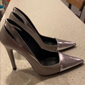 Pointy heels